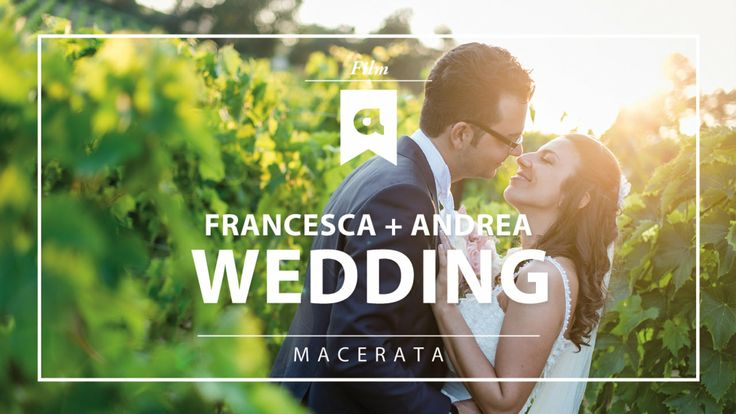 Francesca + Andrea | Wedding trailer - Macerata (MC). • Wedding film by www.aberrazionicromatiche.com • Wedding reception - Le Azalee Ristor...