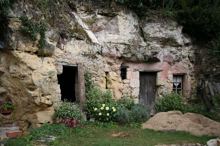 Les 58 meilleures images propos de troglo sur pinterest grottes maison e - Maison troglodyte angers ...