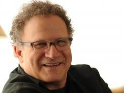 My encounters with Albert Brooks are an almost 6 degrees of separation situation.  My husband's brother's wife's, dad's brother (aka my sister-in-law's uncle) is good friends with the acclaimed actor and I had the privelage of socializing with him on several occassions.
