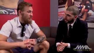 Conor McGregor talks about why he moved his training camp to Las Vegas prior to his UFC 189 featherweight title fight against Jose Aldo, the way people now view him, his relationship with his long-time girlfriend, why UFC 189 will be a different kind of show, stadium shows, and much more.  Subscribe: http://www.youtube.com /subscription_center?add_user=mmafightingonsbn  Check out our full video catalog: http://www.youtube.com/mmafightingonsbn/videos  Visit our playlists…