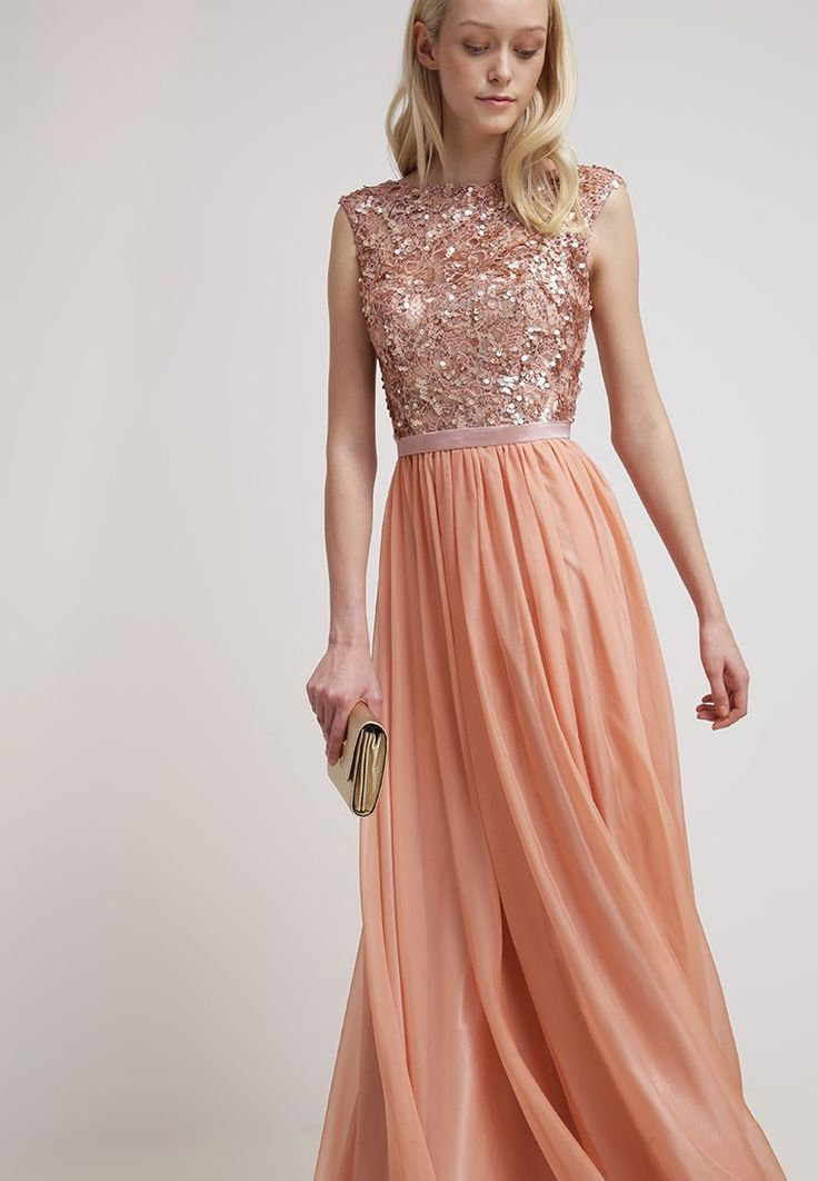 Luxuar Fashion Ballkleid - apricot - Zalando.de