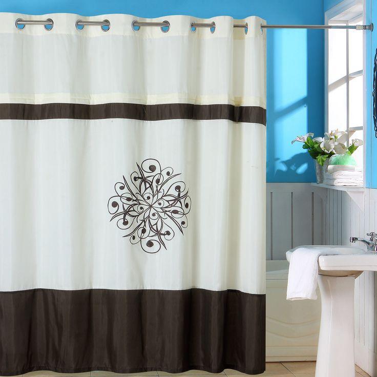 Guest Bathroom Colors: 1000+ Ideas About 84 Shower Curtain On Pinterest
