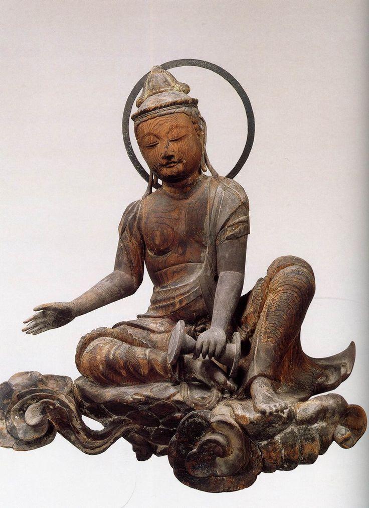 雲中供養菩薩像、北18号像/Unchu Kuyo Bodhisattva