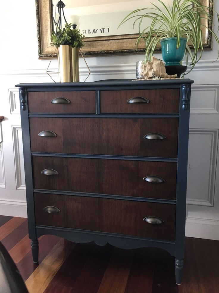Best 25 Two tone dresser ideas on Pinterest  Two tone furniture Two toned dresser and Stained