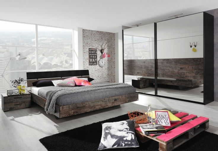123 besten schlafzimmer bilder auf pinterest. Black Bedroom Furniture Sets. Home Design Ideas