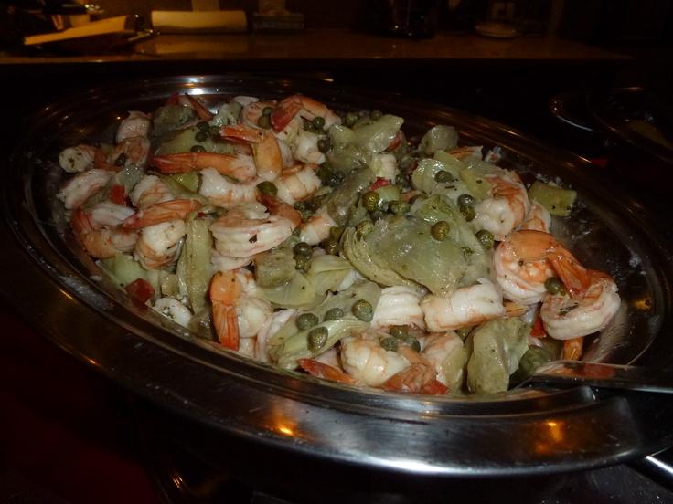 shrimp scampi shrimp scampi pasta shrimp scampi bake lemony shrimp ...