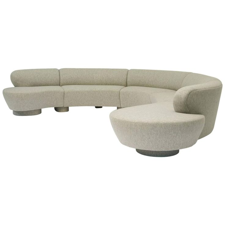174 best Furniture\/ 异形沙发 images on Pinterest Canapes - contemporary curved sofa