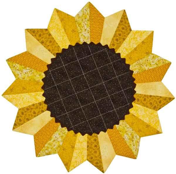 Sunflower Quilt Block Patterns Free Google Search