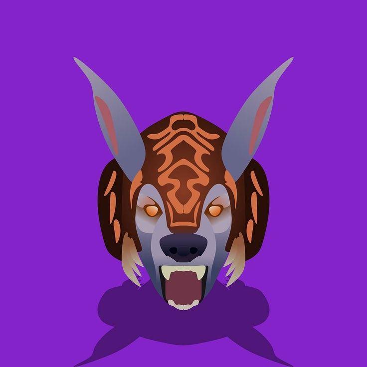 Ulfsaar the Ursa Warrior. #ursa #dota2 #minimalistic #flatdesign #coreldraw #logo #game #hero #moba #onlinegames #design #graphicdesign #vectorart #vector #art #digitalart #indonesia #dota #creativesnack #creative #game