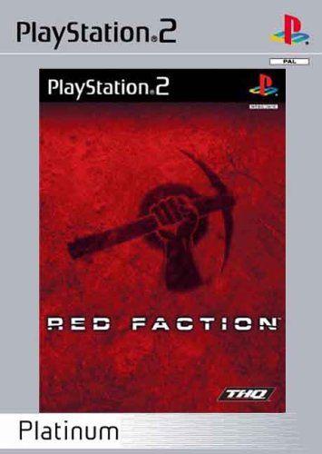 """GIOCO PLAYSTATION 2 COD. 50277 - """"RED FACTION"""" GIOCO VINTAGE DA COLLEZIONE NUOVO EURO 8,30"""