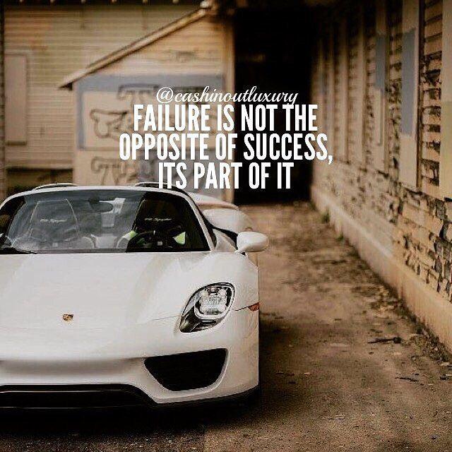 Failure is part of the process. Its all in the game. #Entrepreneur #SelfMade #Business #Mindset #Wealth #Ambition #Success #Freedom #Hustle #Passion #Dreams #BusinessOwner #EntrepreneurLife #Leadership #Mentoring #Inspire #Wisdom #ThinkBig #HardWorkPaysOff #HardWork #Businessman #WorkHardPlayHard #GoodLife #BeYourOwnBoss #Believe #ExectutiveLifestyle #WontStop #KeepYourEyesOnThePrize #Entrepreneurship