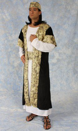 Tax Collector: Biblical Costumes: Christian Costumes