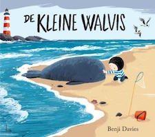 De kleine walvis, geschreven en geïllustreerd door Benji Davies, is verkozen tot Prentenboek van het Jaar 2017. Naast dit boek werden negen andere prentenboeken gekozen die samen de Prentenboek TopTien van De Nationale Voorleesdagen 2017 vormen.