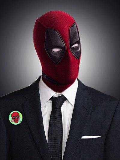 Deadpool de traje