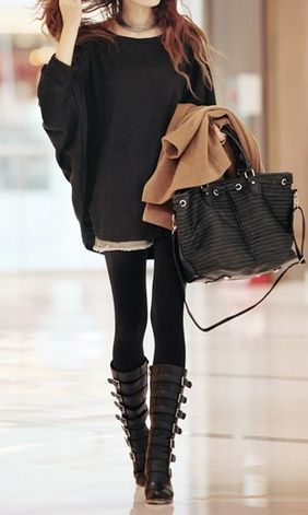 chic with an edge