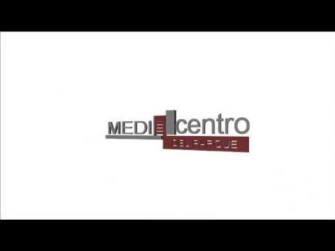 Animación de logotipo Medicentro