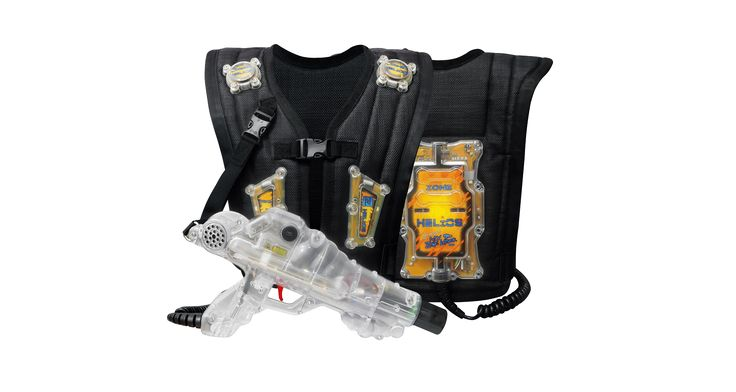 Laser Tag Equipment,   Laser Tag Systems, Helios CE Laser Tag