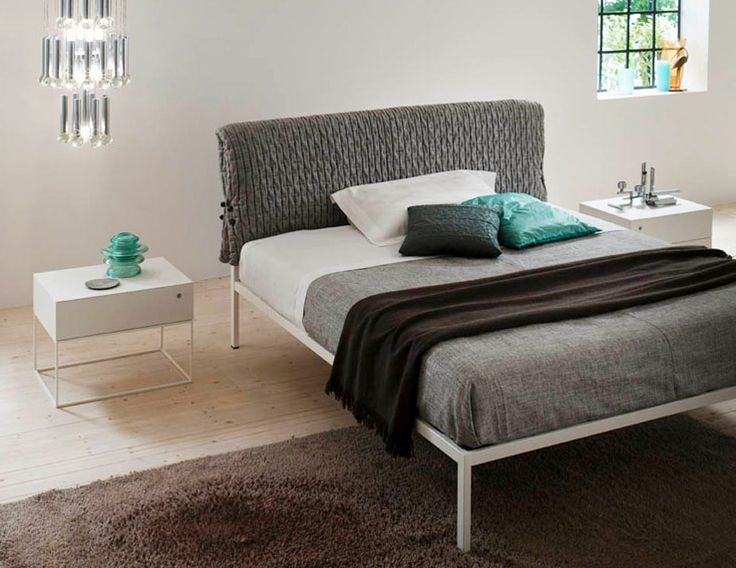 Noc z Erikiem #modern #bedroom #italian #style #alf
