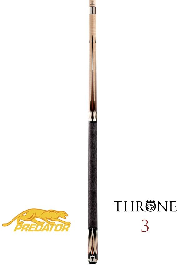 Predator Throne 3 pool billiard cue
