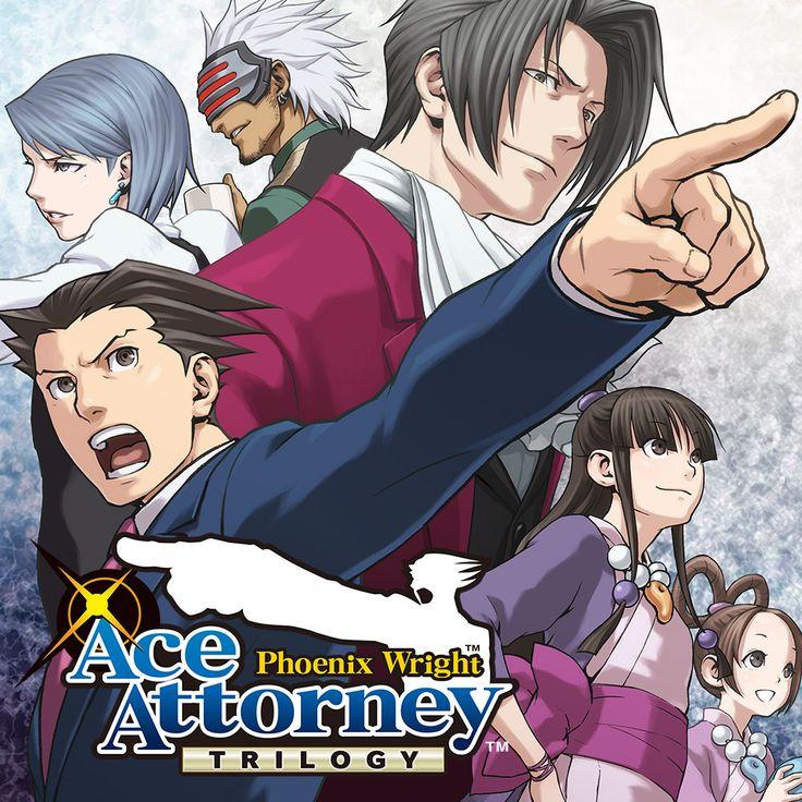 Phoenix Wright Ace Attorney Trilogy Jeux à télécharger