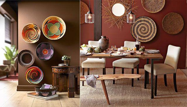 les 95 meilleures images du tableau d coration murale wall decoration sur pinterest osier. Black Bedroom Furniture Sets. Home Design Ideas