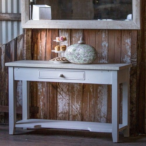 Florence Sofa Table (1300W x 415D x 780H mm) RRP $520