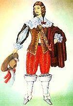 История костюма заподной европы 17 столетия стиль барокко