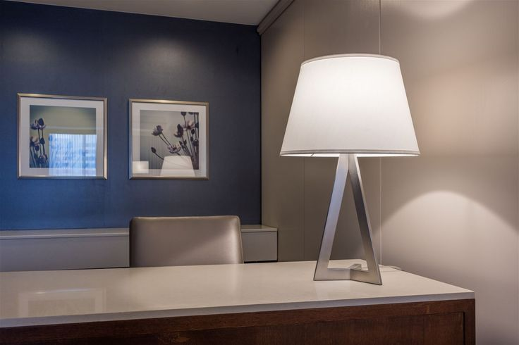 The Westin Cincinnati's guests are greeted by the cozy lighting from PRECIOSA's custom made wall sconces, nightstand lamps, desk lamps, floor lamps and pendants. #design #light #lighting #elegance #lamp #sconce #pendant #hotel #hospitality #guestroom