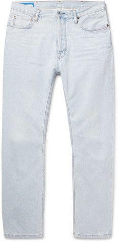 Acne Studios - Land Denim Jeans - Blue