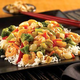Asian Stir Fry Delight