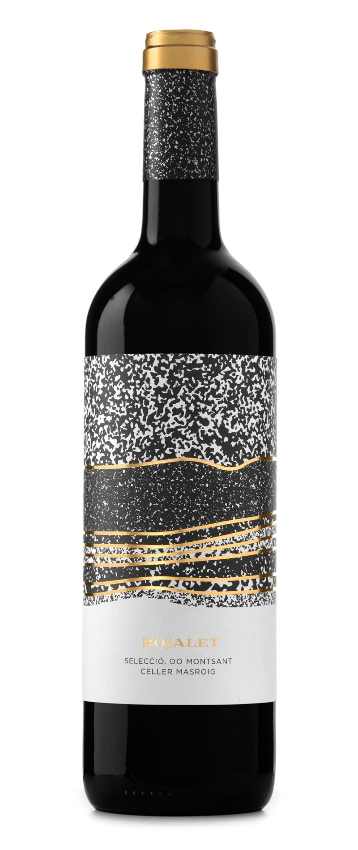 Rojalet Wines Packaging Wine Bottle Design Wine