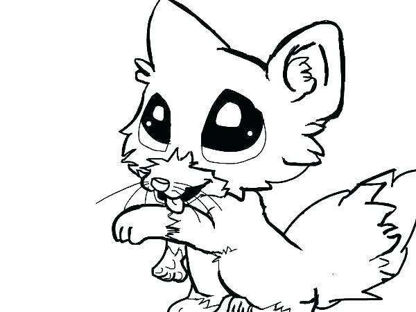 Pin By Emma Struk On Sketching Ideas Fox Coloring Page Animal Coloring Pages Cute Fox Drawing