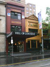 Hill of Content Bookshop. Love it.