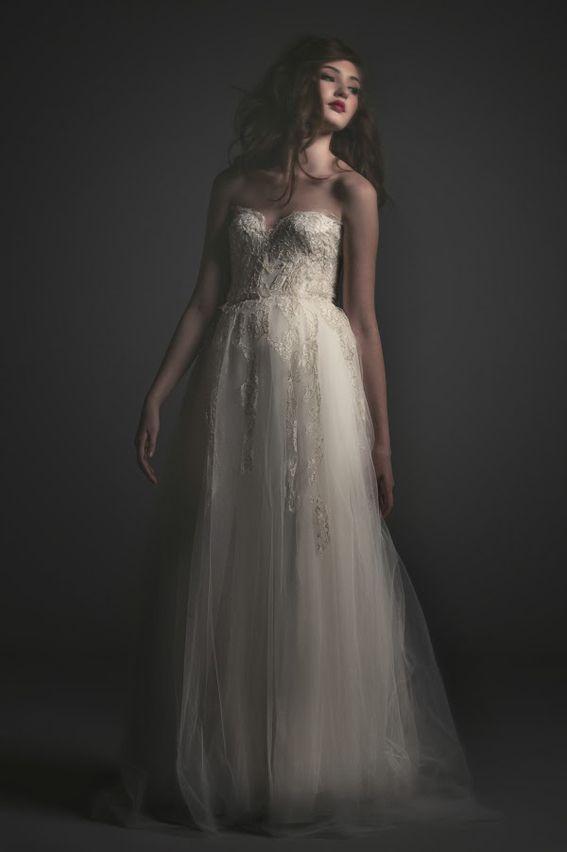 Sarah Seven wedding dresses | onefabday.com   LOVE