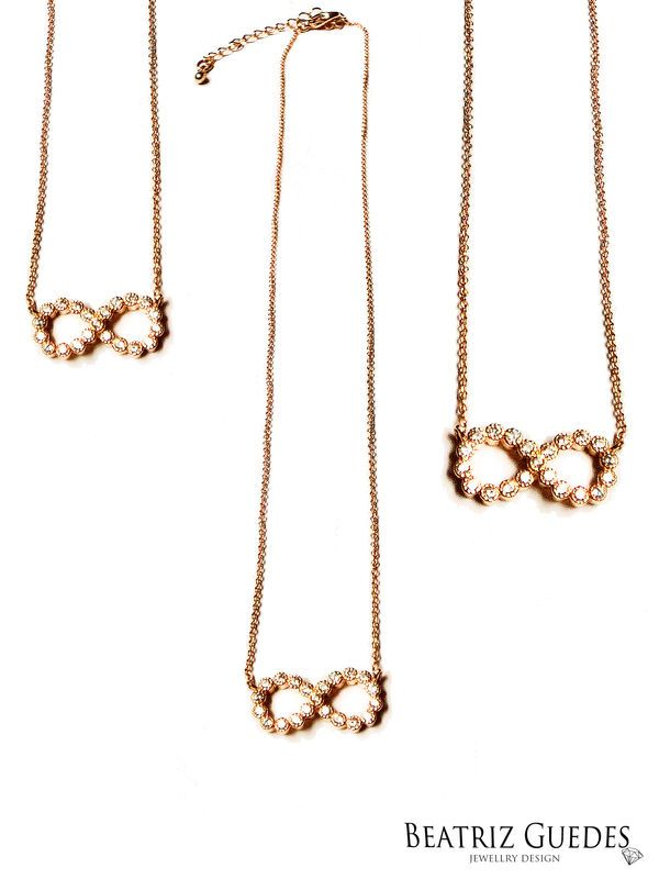 Colar Infinito - Jewellery - BeatrizGuedes