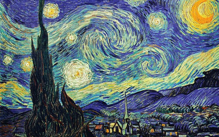 Quotes by the impressionist masters, Vincent van Gogh and Claude Monet