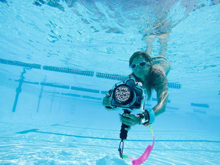 #water #underwater #underwaterhousing #pool #public pool