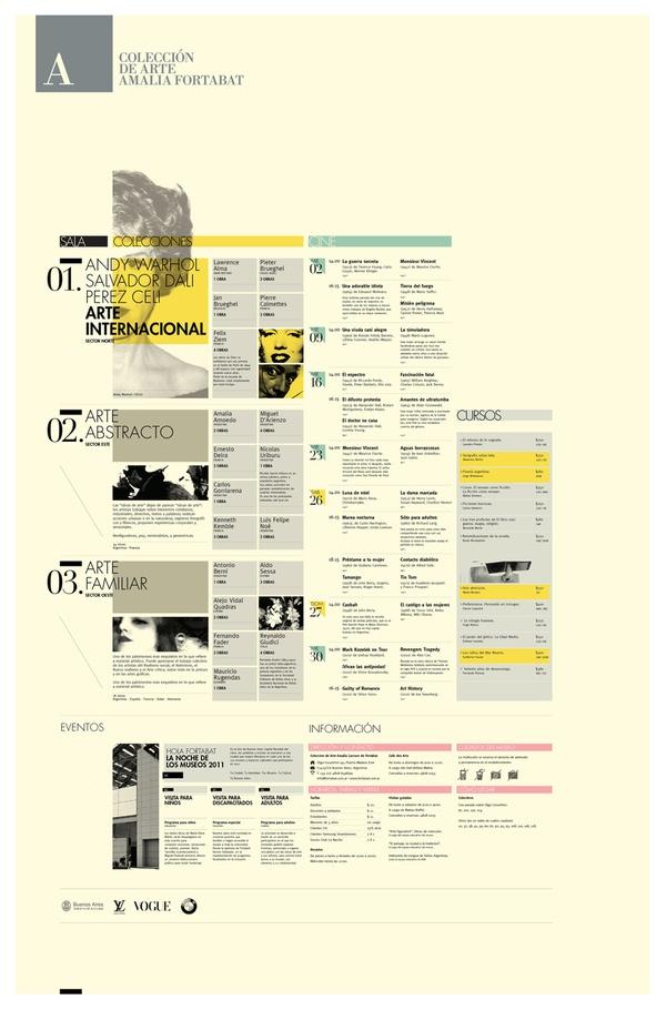 Coleccion Fortabat by Hernan Lucio, via Behance
