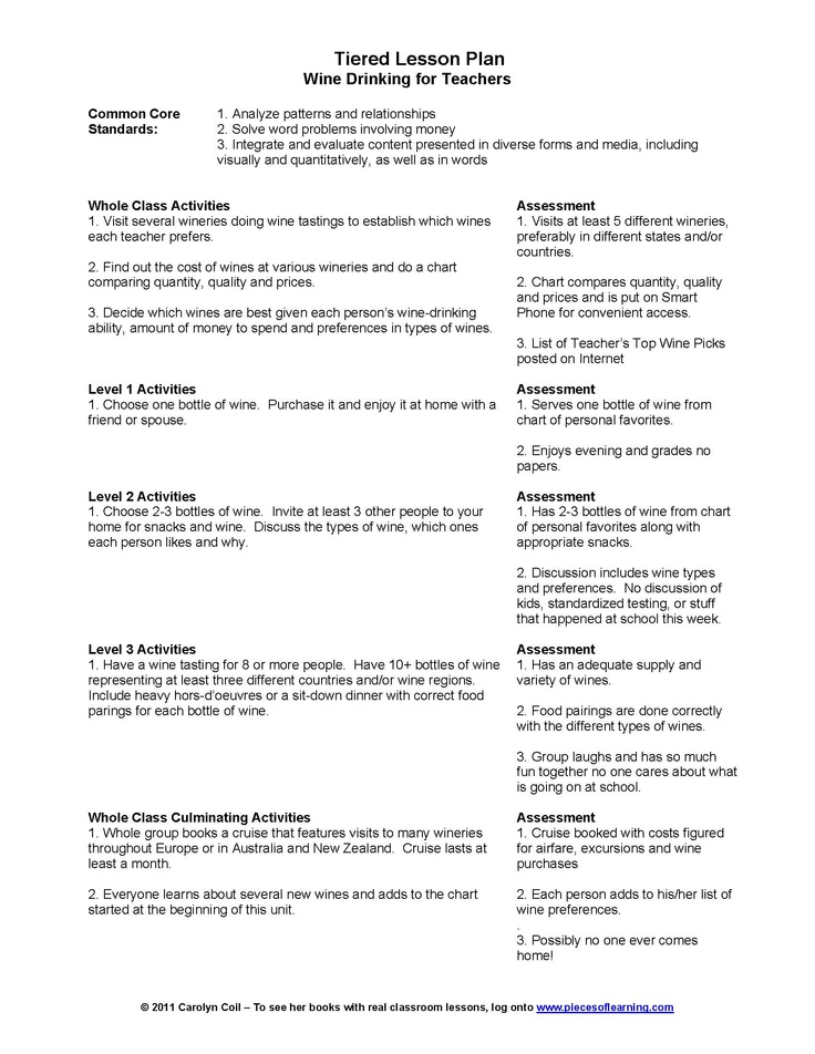 19 best tiered lesson plans images on pinterest lesson for Socratic seminar lesson plan template