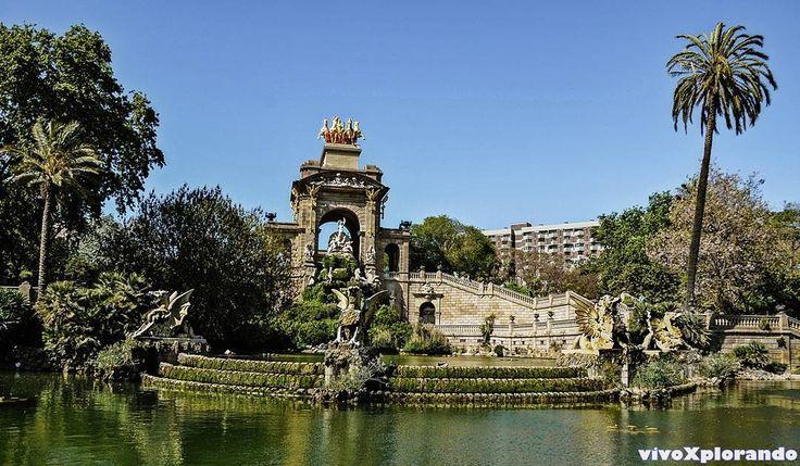 Menudo ambientazo el que encontramos el sábado pasado en el Parc de la Citadella, muchísima gente tumbada disfrutando del sol, paseando, niños fotografiandose con el elefante gigante o paseando en barca. Si váis a Barcelona al lado del zoo y del arco del triunfo lo podeis visitar.  #barcelona #catalunya #parcdelaciutadella #cataluña #igerscatalunya #travel #viajar #travelblogger #travelblog #blogdeviajes #wanderlust #descobreixcatalunya #clikcat #barna #city #citytravel #traveltips…