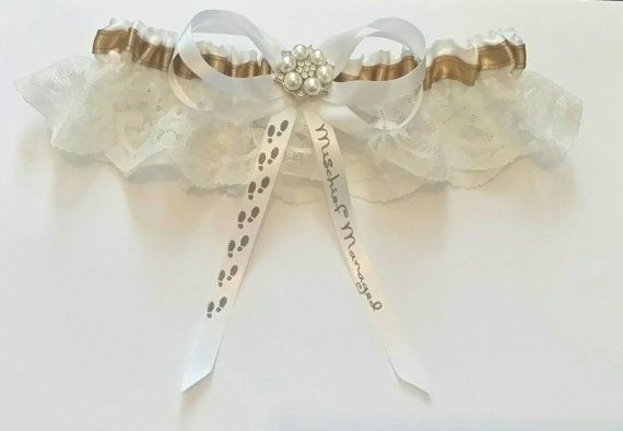 Harry Potter Mauraders Map Mischief Managed Themed Garter  Please measure your thigh and choose the exact measurement from the options.  The main
