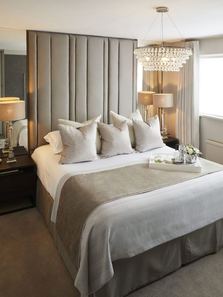 5 ways to achieve a luxury boutique hotel style bedroom for Hotel home decor