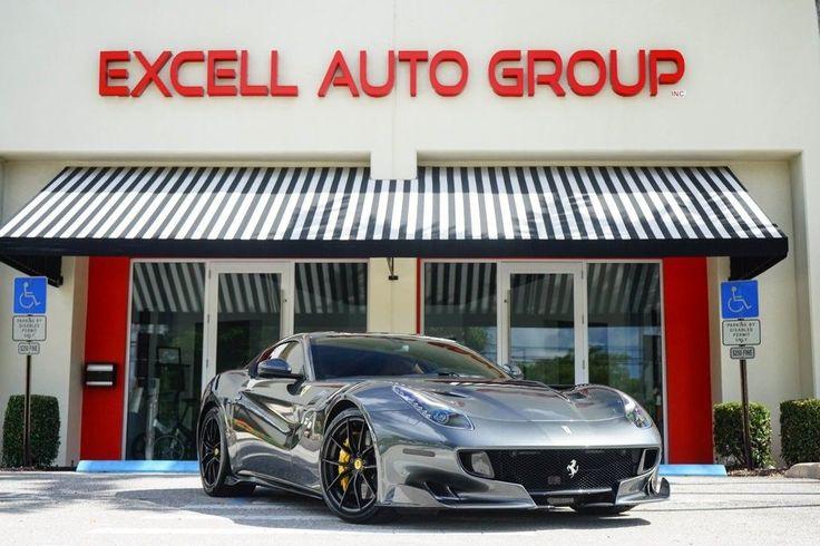 Cool Great 2017 Ferrari Other -- 2017 Ferrari F12 TDF  1468 Miles Grigio Silverstone   Unspecified 2018