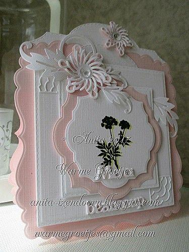 Vandaag is Anita onze Guest Designer en zij verborg een mooi label in haar kaart:  https://www.crealies.nl/detail/1856093/17-05-01-gd-anita.htm &   http://crealies.blogspot.nl/2017/05/warme-groetjes-vanuit-de-tuin.html    Crealies stansen/dies:  Crea-Nest-Lies XXL no. 58  Crea-Nest-Lies XXL no. 22  On the Edge no. 12  Set of 3 no. 25  Duo Dies no. 25, 31, 31A en 19  Double Fun no. 26  Inside or Out no. 7  Franse tekststans no. 101    Crealies stempels/stamps:  Bits & Pieces no. 70