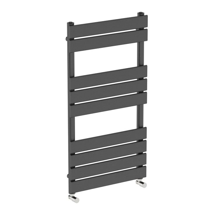 orchard signelle anthracite heated towel rail 950 x 500 - Heated Towel Rack
