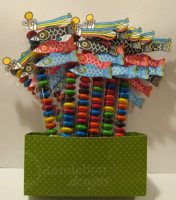 Dandelion Designs: Boy's Day