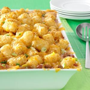 Mexican Tater-Topped Casserole Recipe food Great Food yummy food| http://hair-styles-collection-arely.blogspot.com