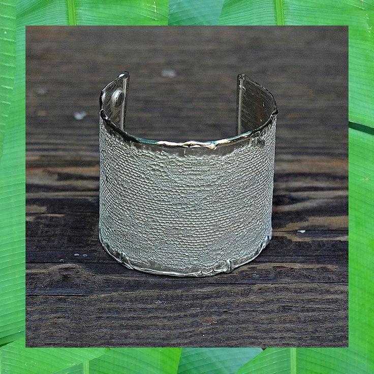 ATELIER 11511 Finejewellery | CUFF bracelet in Sterling SILVER