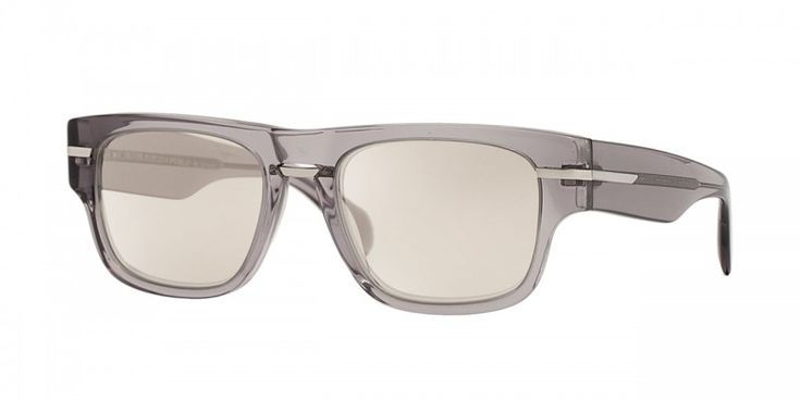 Workman Grey with Opal Flash Mirror Sunglasses by Oliver Peoples for Public School