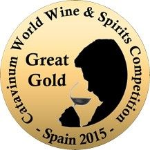 Richland Rum Double Gold Spain 2015